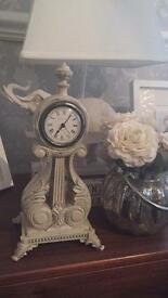 Laura Ashley mantle clock cost £40