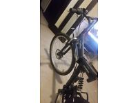 A beautiful folding bike for sale