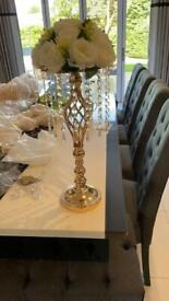 Wedding decorations 30 table centrepieces