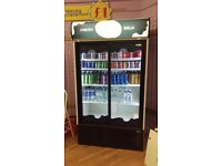 Drinks Display Fridge Great Condition