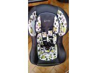 Weaver baby car seat