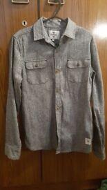 Very NEW Bellfield Grey Shirt for MEN