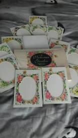 Photo card templates & envelopes