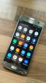 Samsung Galaxy s7 unlocked gold