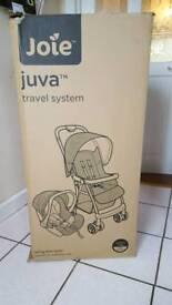 Joie juva travel system