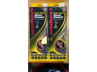 Sorbothane Double Strike Shock Stopper Sports Insoles
