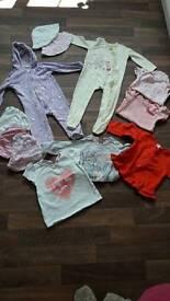 Girls 12-18mth clothes bundle