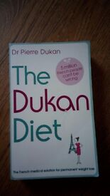 The Dukan Diet ISBN 9781444710328