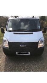 Ford transit swb 2013 low mileage NO VAT