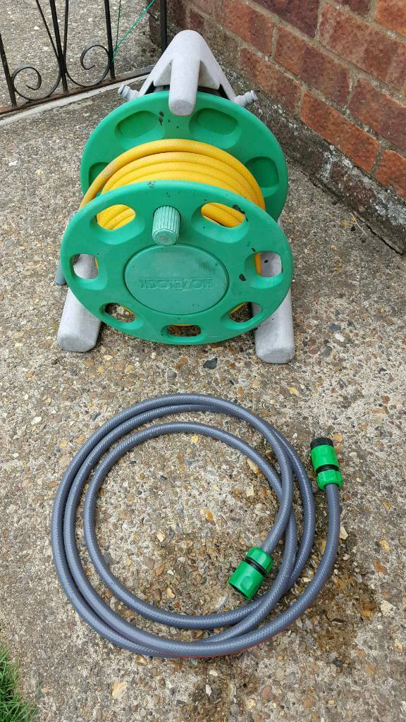 Hozelock reel and hose | in Bury St Edmunds, Suffolk | Gumtree