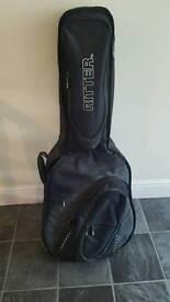 Aria semi acoustic guitar