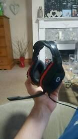 Geoteck HC4 gaming headset