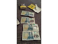 £5 notes for sale