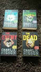 Books: Charlie Higson