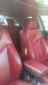 full leather car seats alfa romeo gt