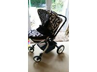 Cosatto Ooba Charleston 3-in-1 pushchair travel system