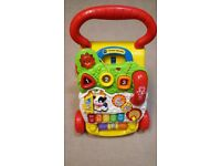VTECH first steps baby walker - clean and fully functional