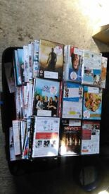 Over 200 dvd's movies