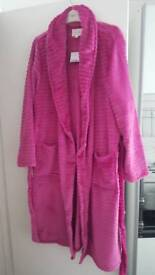 Dressing gown L