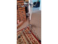 GIBRALTAR 6713DP 6000 SERIES DOUBLE TOM STAND