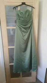 Alfred angelo bridesmaid / prom / graduation dress size 12