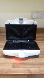 murphy richards top quality expensive sandwich toaster very v clean & from a non smoking household