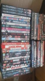 DVD's for sale - big collection!