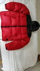 South pole duvet jacket
