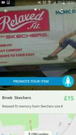 Bnwb sketcher shoes