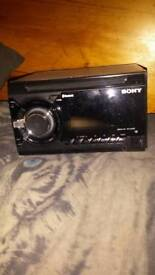 Sony wx-900BT blue tooth cd player