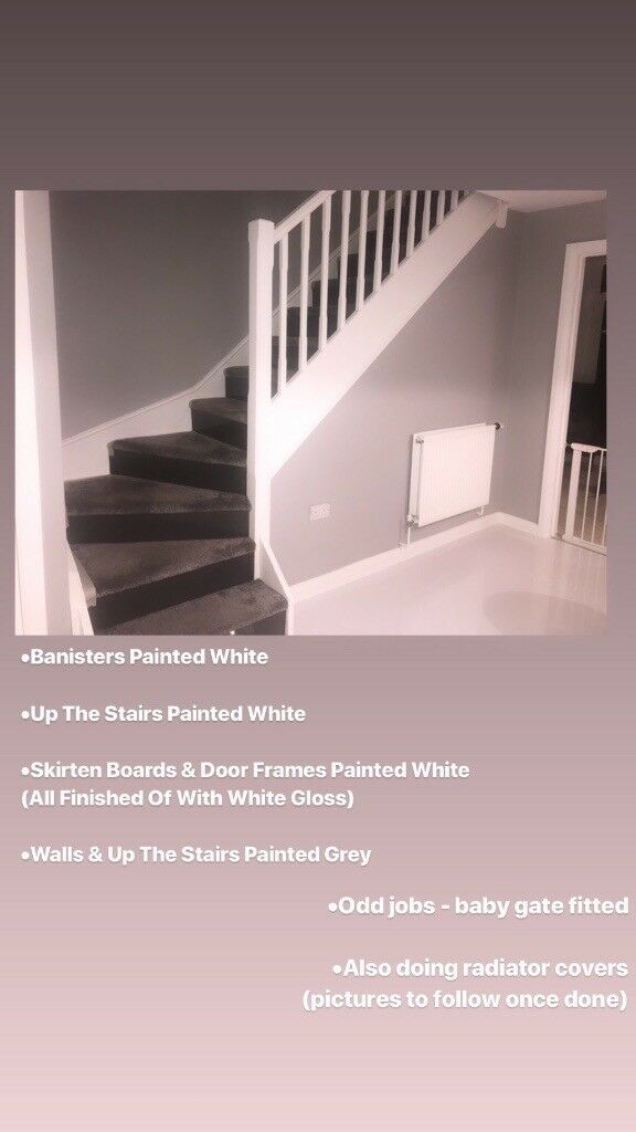 Liverpool Painter Decorator 30 Years Experience In West Derby