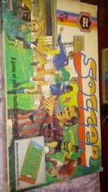 Chad vally soccer VERY RARE GAME WITH BOX