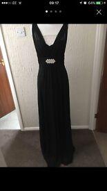 Ladies Beautiful Black Dress
