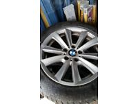 bmw 17 inch alloys and tyres