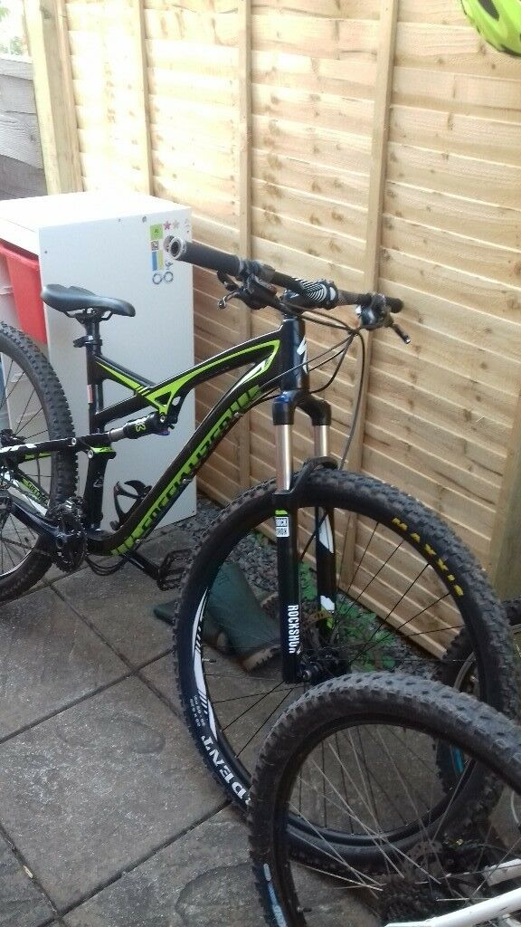 Specialized Camber (will swap for longer travel bike)