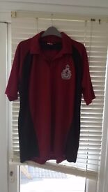 Royal Harbour Academy Boy's PE Top Size XL