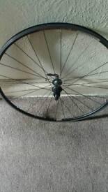 Rear wheel 10 speed