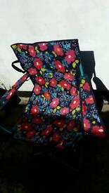 Womans/girls folding chair