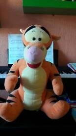 Winnie the pooh tiger plush toy 50 cm tall