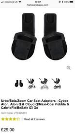carseat adapters