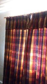 Beautiful Full Length Laura Ashley Curtains