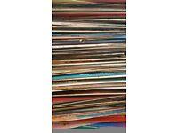 "80 x 12 "" Vinyl Job Lot Assorted Mystery 60's 70's 80's Bundle Resale Car Boot"