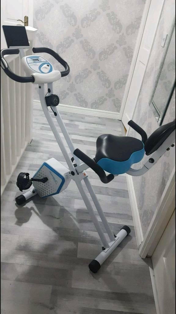 skandika foldaway x 1000  Skandika Foldaway Bluetooth x 1000 Exercise bike | in Dungannon ...