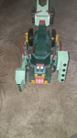 Thundercats fistpounder