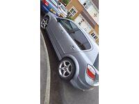 Vauxhall astra long mot Alloys and tints 1.8 sport urgent