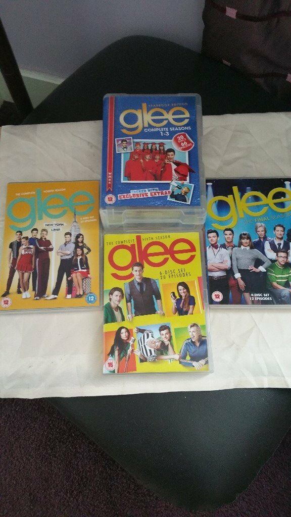 Glee complete set