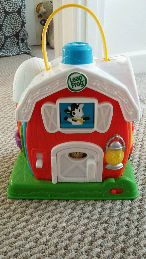Leap frog activity housein Hadleigh, SuffolkGumtree - In very good, clean condition. Has various activities and phrases on each side