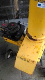 AL-KO Petrol garden chipper shredder - Used - Working order