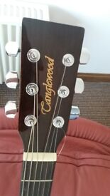 Tanglewood Acoustic Guitar TW28TSB - VGC