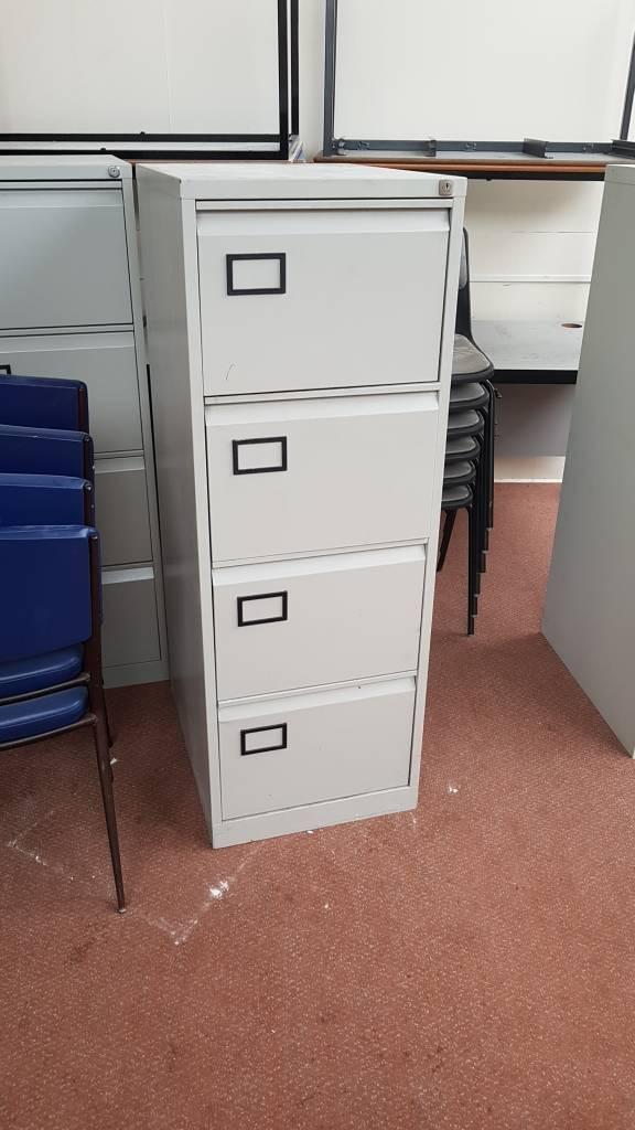 Filing cabinets 4 draw and 2 draws